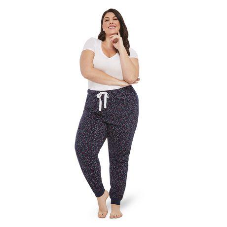 1ef39a6d19 George Plus Women s Cotton Jersey Jogger - image 5 ...