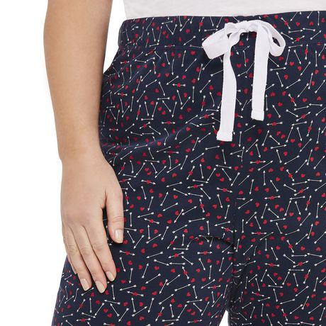 5d1fc0aa08 George Plus Women s Cotton Jersey Jogger - image 4 ...