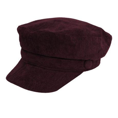 George Corduroy cap