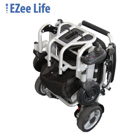 Ezee Life Folding Electric Power Wheelchair Walmart Canada