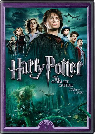 Harry potter et la coupe de feu bilingue walmart canada - Film harry potter et la coupe de feu ...