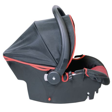 Cosco Simple Fold Travel System - Bright Flame - image 5 of 5