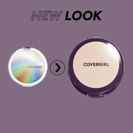 COVERGIRL Advanced Radiance Age-Defying Pressed Powder - image 2 of 4