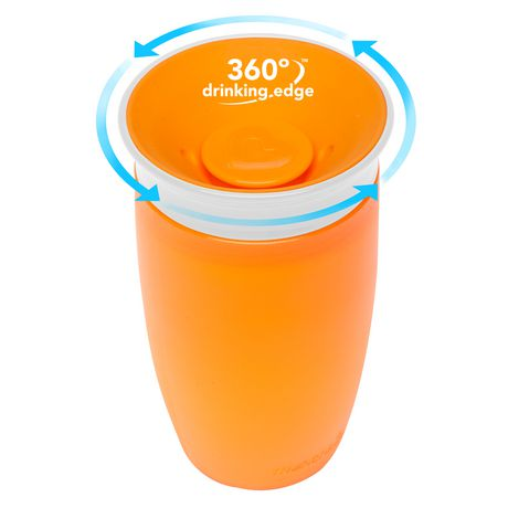 Munchkin 10oz Miracle 360° Sippy Cup™ - image 2 of 7