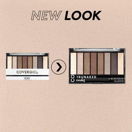 COVERGIRL Trunaked Eyeshadow Palette - image 2 of 6
