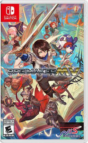 RPG Maker MV [Nintendo Switch]