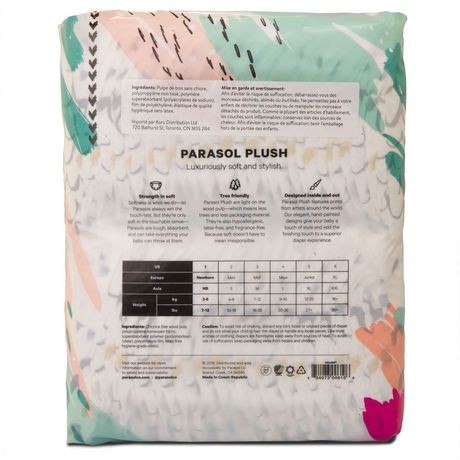 Parasol Co Diaper -Delight Collection - image 3 of 3