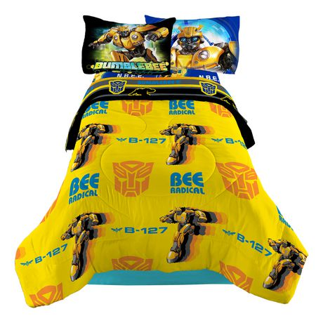 Twin Full Comforter Canada, Transformers Bedding Full Size