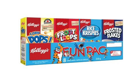 Kellogg's Fun Pac Cereal, 210g - image 2 of 4