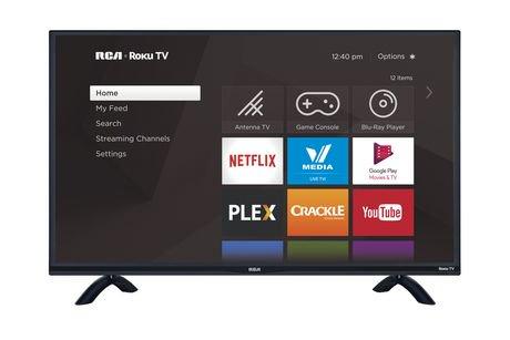 Rca 32 Roku Smart Tv Walmart Canada