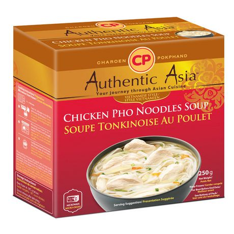 Charoen Pokphand (CP) Cp Authentic Asia Chicken Pho Noodle Soup