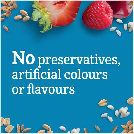 GERBER® Stage 4 Multigrain Cherries & Berries Baby Cereal - New Look - image 4 of 5