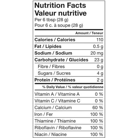 Céréales pour bébés au riz Biologique de Nestlé Gerber - image 4 de 4
