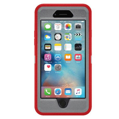 walmart otterbox iphone 6 otterbox defender for iphone 6 6s walmart canada 16446