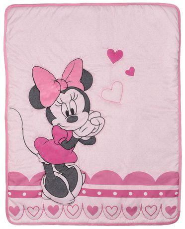 Douillette Pour Lit De Bebe De Disney Minnie Mouse Walmart Canada