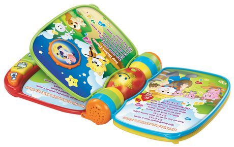 VTech Do, Ré, Mi, Super livre enchanté - Version anglaise - image 8 de 9
