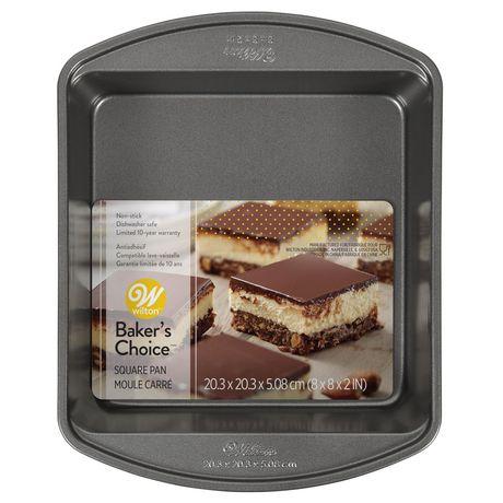 WILTON Baker's Choice Square Cake Pan - image 1 of 2