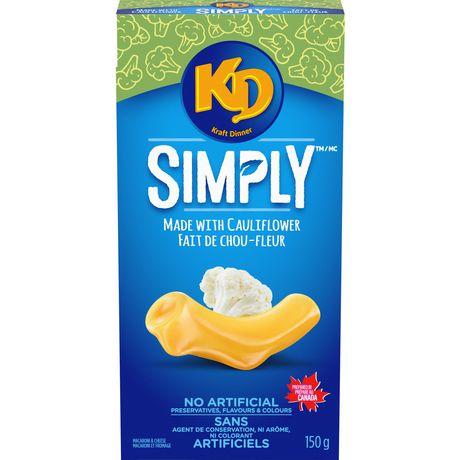 Macaroni et fromage aux légumes Original de Kraft - image 1 de 2
