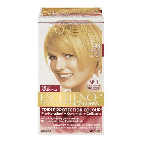 Coloration sur cheveux keratine