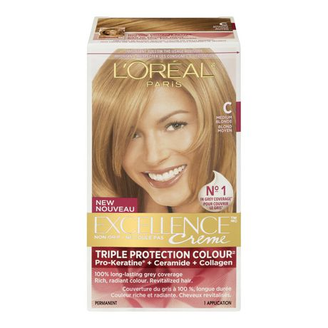 Loreal Excellence Hair Color Chart Canada Chestnut Brown Hair