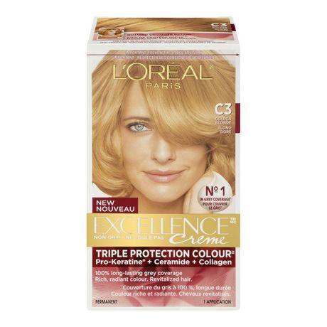 L'Oreal Paris L'Oréal Paris Excellence Crème C3 Triple Protection Hair Colour - image 1 of 1