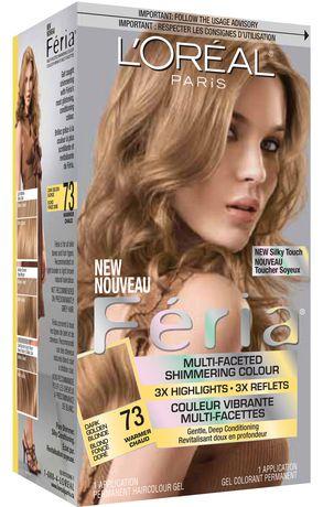 loral feria 73 blond fonc dor - Coloration Blond Fonc
