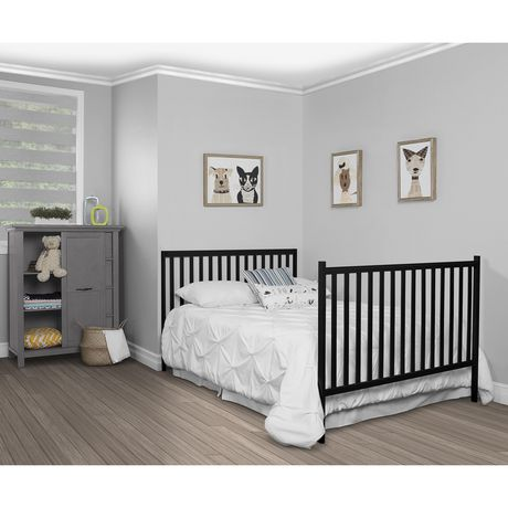 Dream On Me Synergy 5-in-1 Convertible Crib - image 7 of 9