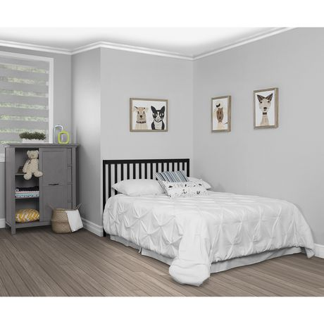Dream On Me Synergy 5-in-1 Convertible Crib - image 8 of 9