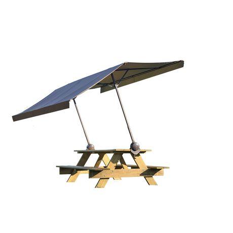 10 Adjustable ShadeLogic Quick Cl& Canopy Tilt Mount | Walmart Canada  sc 1 st  Walmart Canada & 10 Adjustable ShadeLogic Quick Clamp Canopy Tilt Mount | Walmart ...