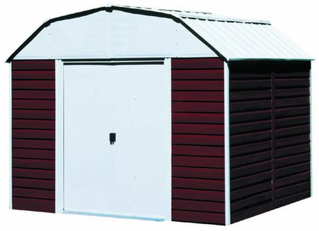 red barn 10 x 8 shed walmart canada - Garden Sheds Victoria Bc