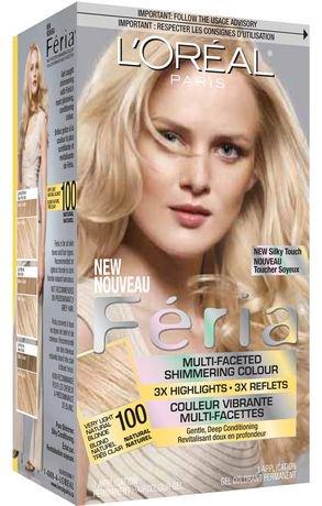 Loral paris feria 100 shimmering permenent haircolour gel loral paris feria 100 shimmering permenent haircolour gel pmusecretfo Images