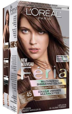 L Or 233 Al Paris Feria 45 Shimmering Haircolour Gel