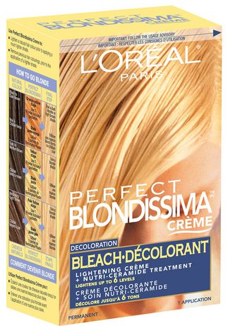 L'Oréal Paris Perfect Blondissima Crème Bleach, Bleach, 1 un. - image 1 of 1