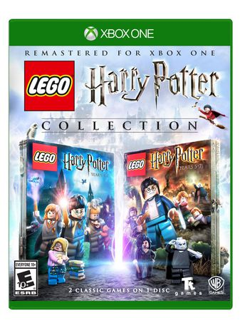 LEGO Harry Potter Collection (Xbox One) - image 1 of 1