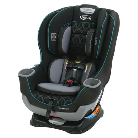 GracoR Extend2FitTM Convertible Car Seat