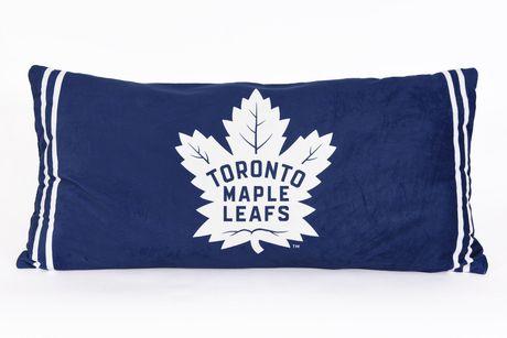 Nhl Toronto Maple Leafs Body Pillow Walmart Canada