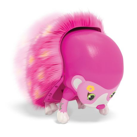 Zoomer Hedgiez Whirl Interactive Hedgehog With Lights