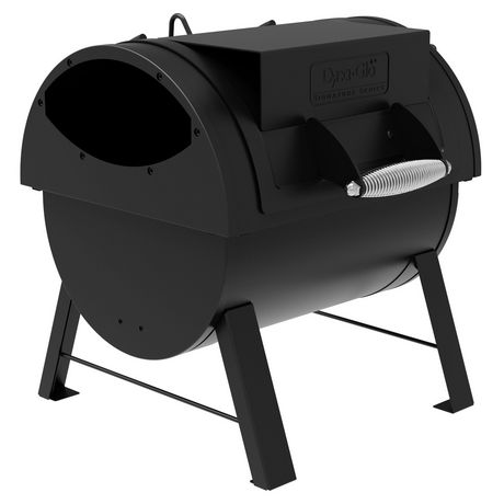 Dyna-Glo Signature Series DGSS287CB-D Portable Tabletop Charcoal Grill & Side Firebox - image 7 of 9