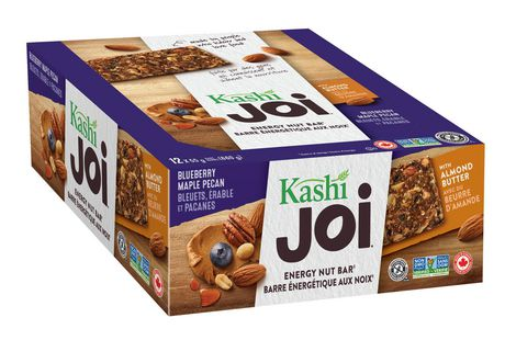 Kashi Joi Blueberry Maple Pecan Energy Nut Bars, 660g - image 4 of 8