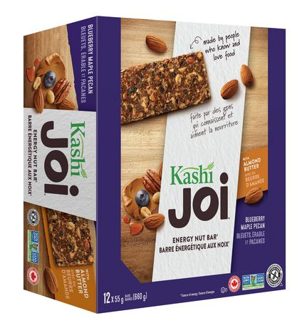 Kashi Joi Blueberry Maple Pecan Energy Nut Bars, 660g - image 5 of 8