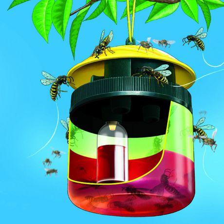 Piège à guêpes et à mouches à fruits TERRO - image 4 de 7