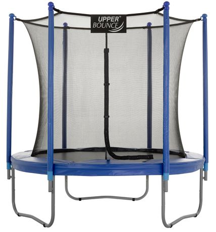 """SKYTRIC Upper Bounce® 7.5 Ft. Trampoline & Enclosure Set Equipped with The New """"easy Assemble FEATURE"""" - image 1 of 7"""