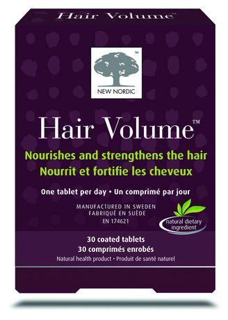 Hair Volume (30 tablets) | Walmart.ca
