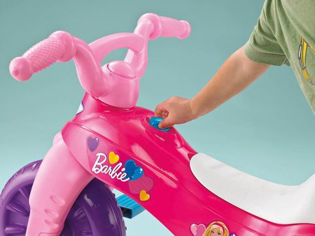 Fisher-Price Barbie Tough Trike - image 3 of 7