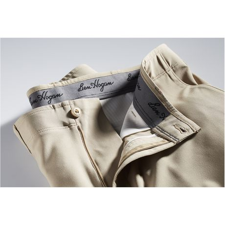 Ben Hogan Men's Performance Flat Front ACTIVE Flex Shorts - image 3 of 3