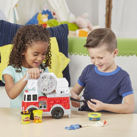 Play-Doh Wheels Firetruck Toy - image 5 of 7
