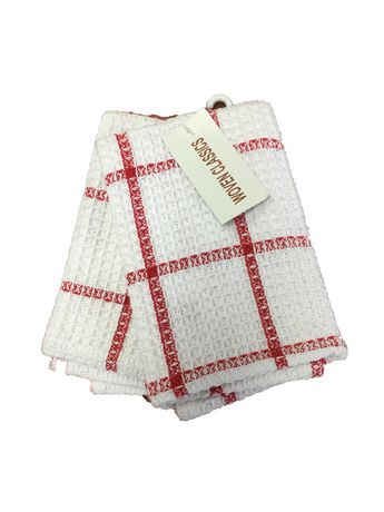 Fabstyles Solo Waffle Dish Towel - image 1 of 1