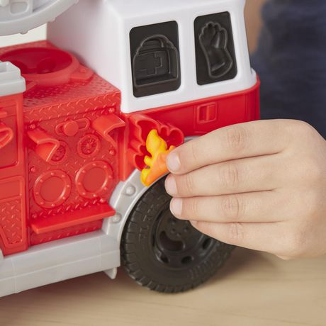 Play-Doh Wheels Firetruck Toy - image 6 of 7