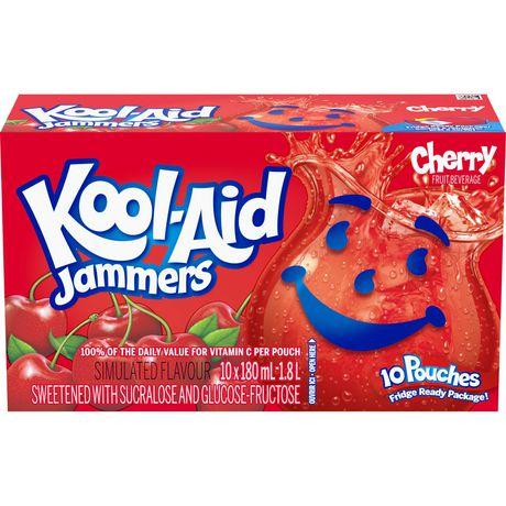 Kool-Aid Jammers, Cherry - image 1 of 6