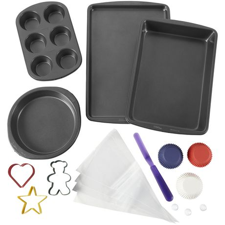 Wilton 115 Piece Baking Set Walmart Canada